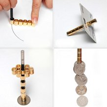 handwriting-touch-capacitance-magnetic-polar-pen-stylus-metal-creative-gifts-black-2